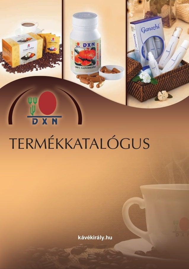 1 TermékkaTalógus kávékirály.hu