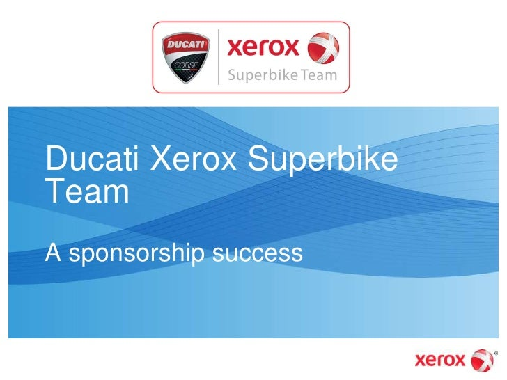 ducati harvard case Investindustrial implemented a successful operational turnaround in ducati and significantly improved the company's  case study ducati tag motorcycle leisure.