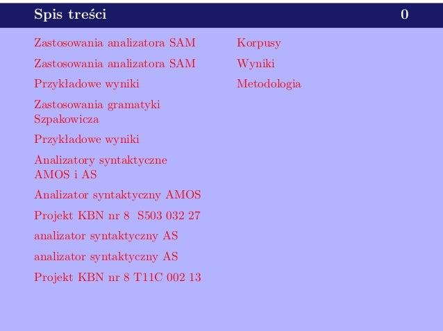Język Naturalny I Komputer Komputery I Teksty