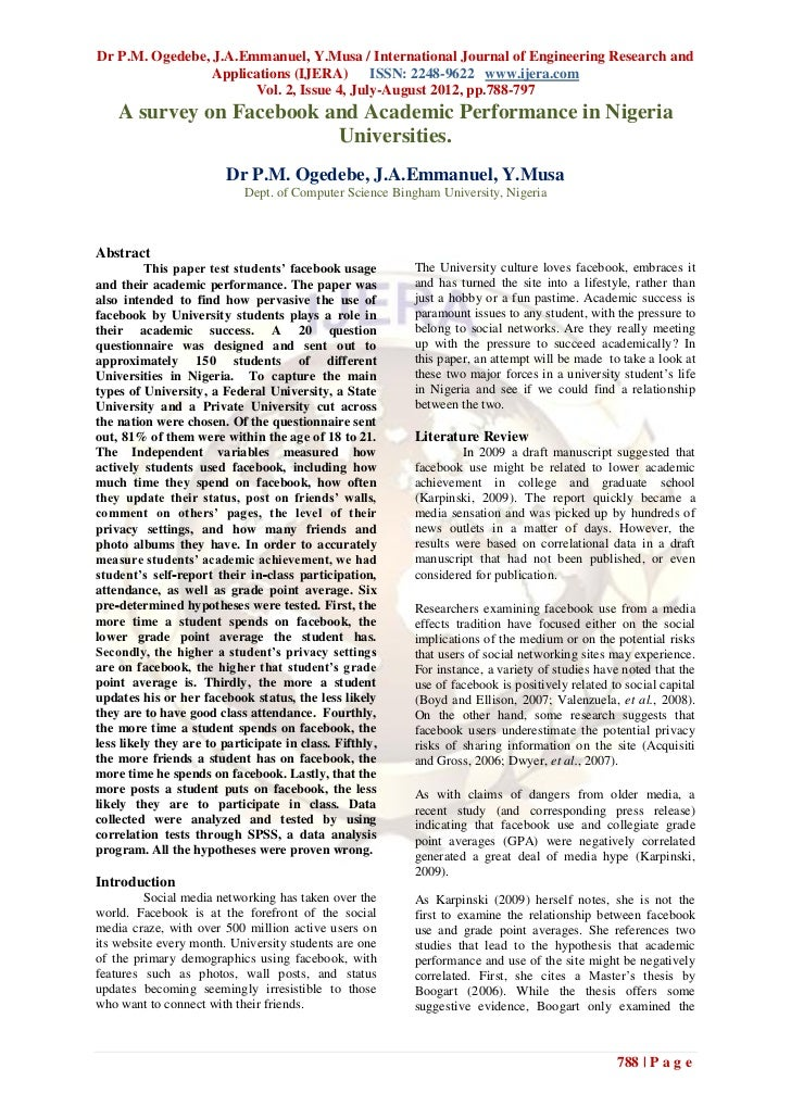 Dr P.M. Ogedebe, J.A.Emmanuel, Y.Musa / International Journal of Engineering Research and                 Applications (IJ...