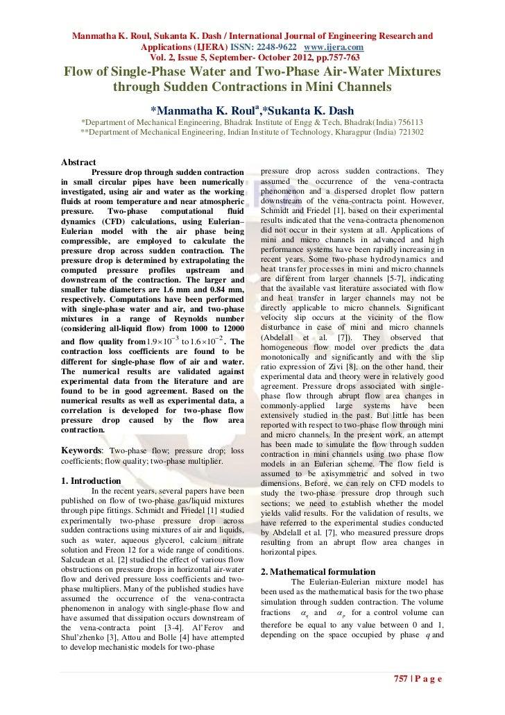 Manmatha K. Roul, Sukanta K. Dash / International Journal of Engineering Research and                 Applications (IJERA)...