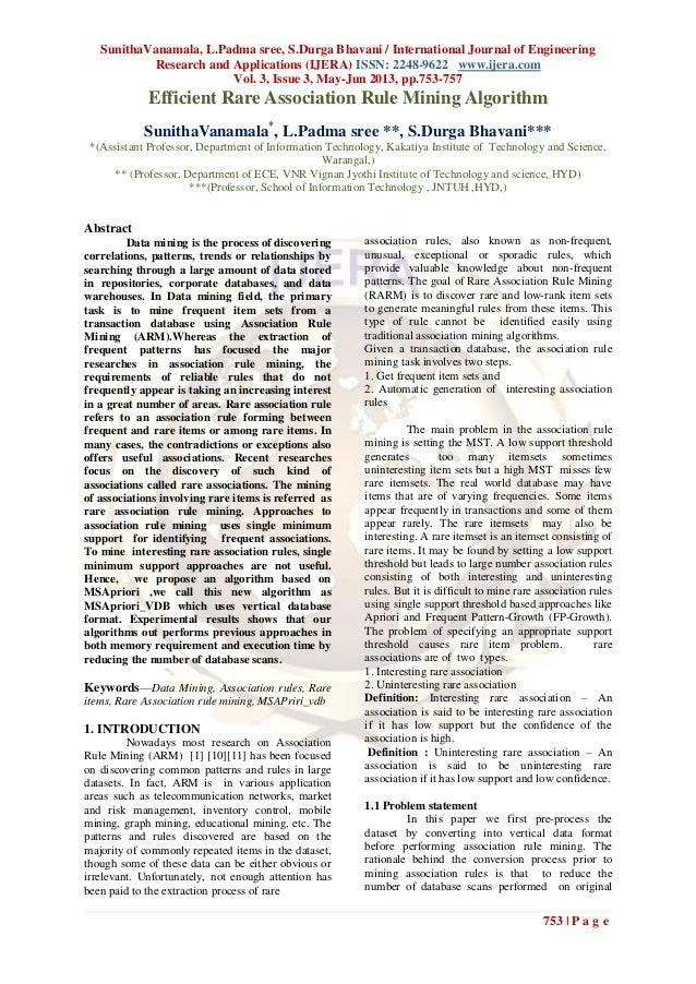SunithaVanamala, L.Padma sree, S.Durga Bhavani / International Journal of EngineeringResearch and Applications (IJERA) ISS...