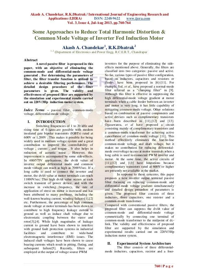 Akash A. Chandekar, R.K.Dhatrak / International Journal of Engineering Research and Applications (IJERA) ISSN: 2248-9622 w...