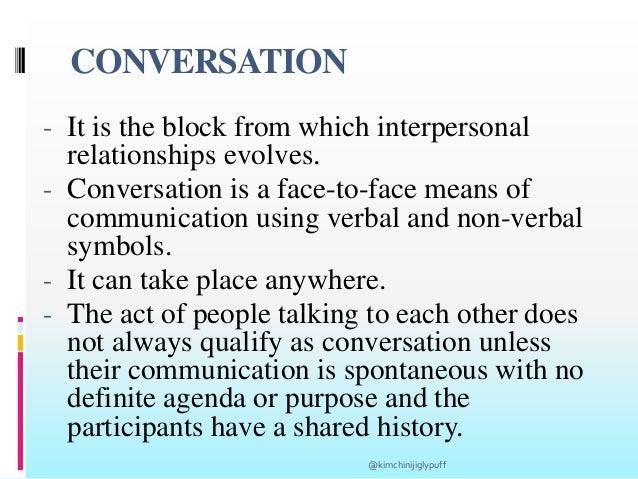 dyadic communication