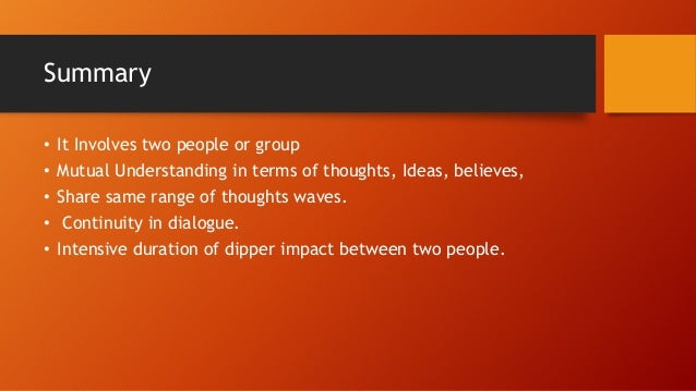 dyadic communication Answer: a explanation: the statement is true dyadic communication refers to an interaction between two people one of the most used form.