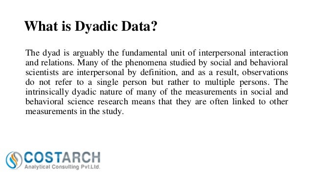 interpersonal communication obersvation dyad Review, observation, prognosis joe ayres this paper uses four focal points to review interpersonal communication research con- ducted by speech communication scholars these four proach which stresses the strategic nature of communication behavior in dyads research in each of these areas is reviewed and.