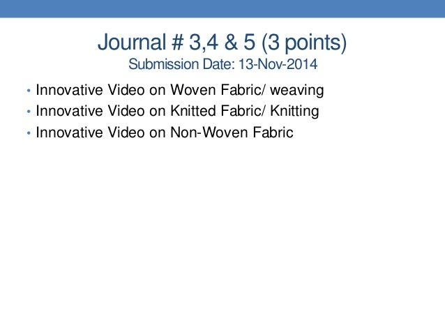 Knitting Journal App : Dyeing lecture