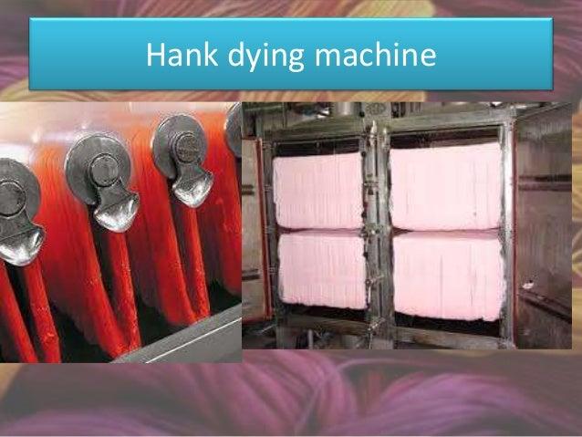 Jigger dying machine