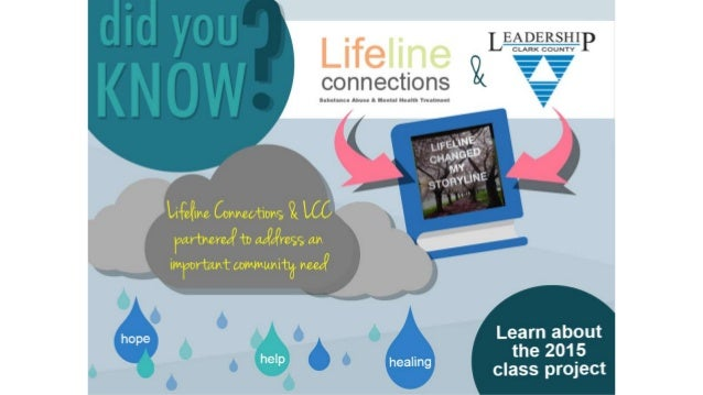 Give-More-24 Lifeline Connections Did you Know?