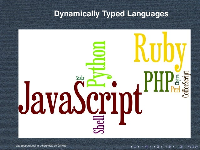 List-based Monadic Computations for Dynamic Languages Slide 3