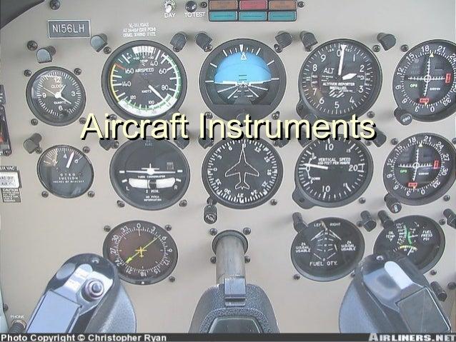 Aircraft InstrumentsAircraft Instruments