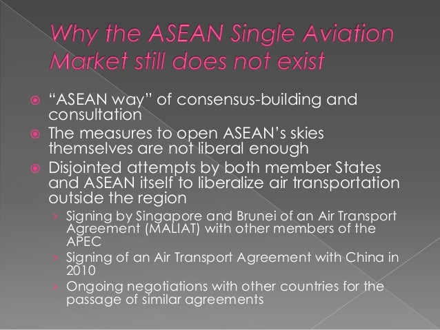 The Rise Of A Mega Bloc Is The Time Ripe For An Asean Eu Open Skies