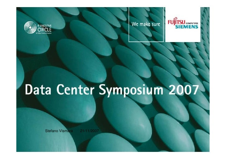 Dynamic IT for Microsoft     Stefano Vismara   21/11/2007