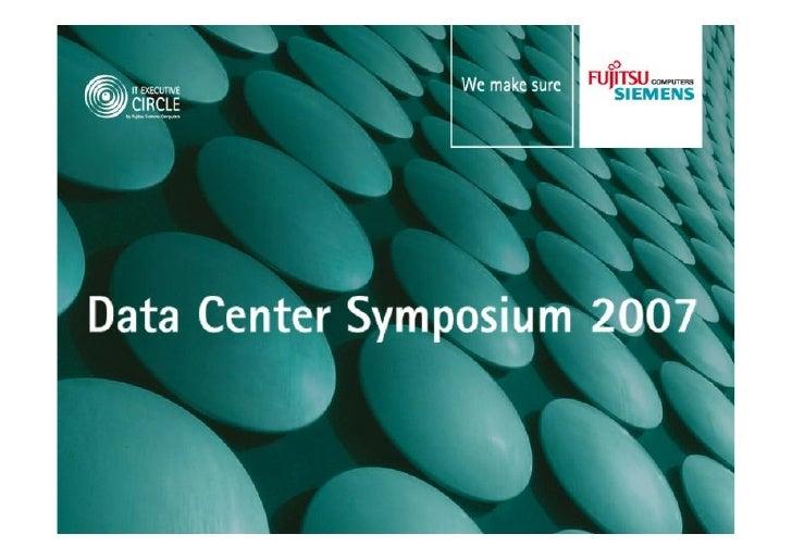 14:00 - 16:00 Breakout Sessions 2- Enterprise Service Oriented Architectures         § Il Dynamic IT for SAP           Fuj...