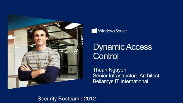 Security Bootcamp 2012 -