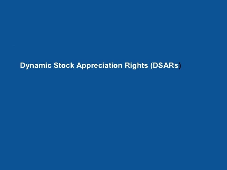 Difference between stock options and stock appreciation rights