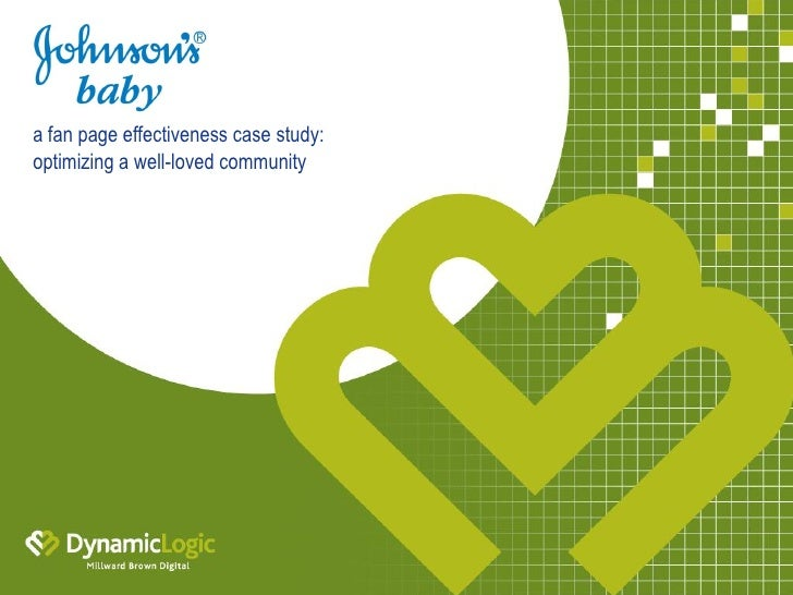 a fan page effectiveness case study:optimizing a well-loved community