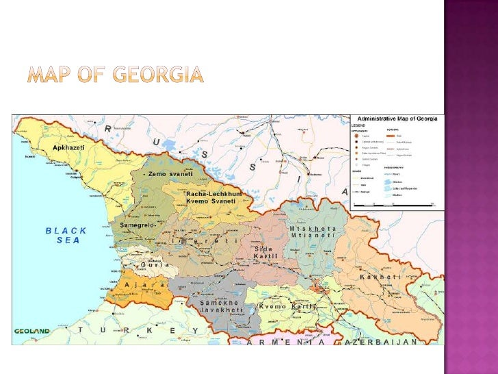 Dynamic Of Population Growth And Migration In Georgia