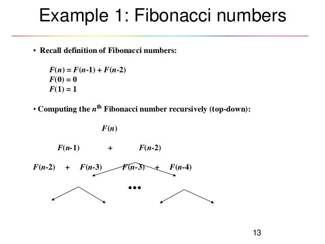 Dynamic Programming Class 16