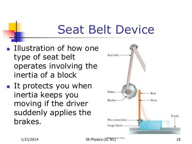 seat belt diagrams