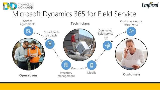 Dynamics Day 2017 Brisbane Dynamics 365 Field And Project