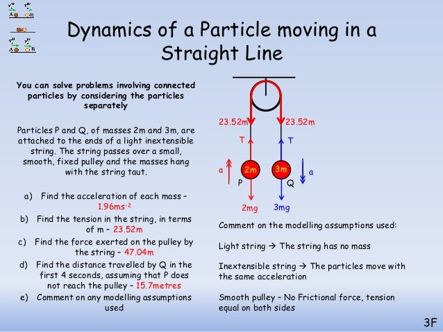 how to find when a particle comes to rest