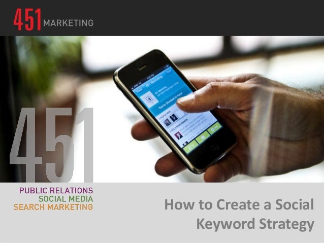 How to Create a Social Keyword Strategy