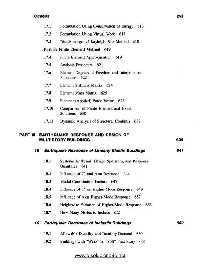 dynamics of structures by anil k chopra pdf