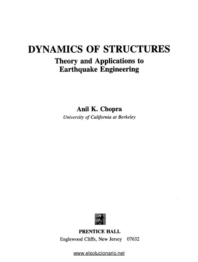 dynamics of structures clough 2nd edition pdf