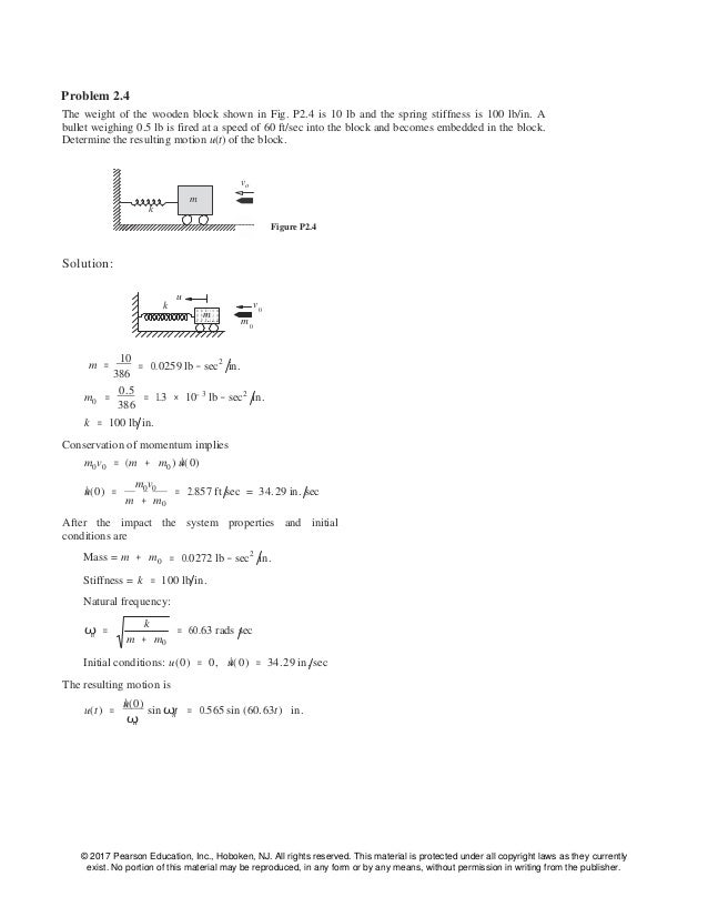 dynamics of structures chopra 5th edition pdf