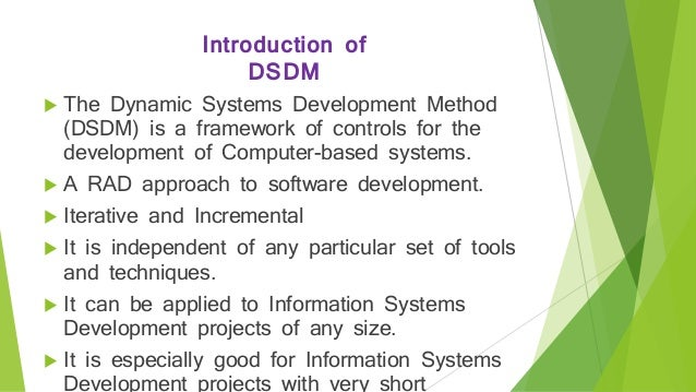 system development methodology A system development methodology refers to the framework that is used to  structure,  iterative methodologies for cms systems development, as  appropriate.