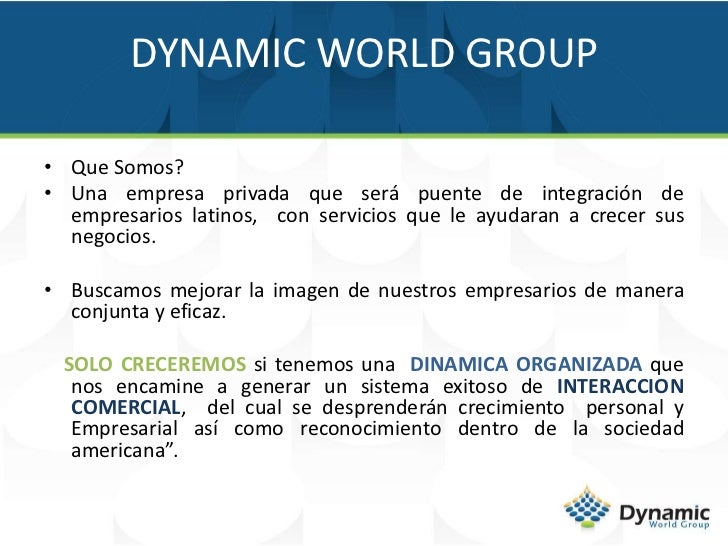 group dynamics in a business world This paper tends to discuss the significance of understanding group dynamics in the business world it also researches how teamwork and interdependence would.