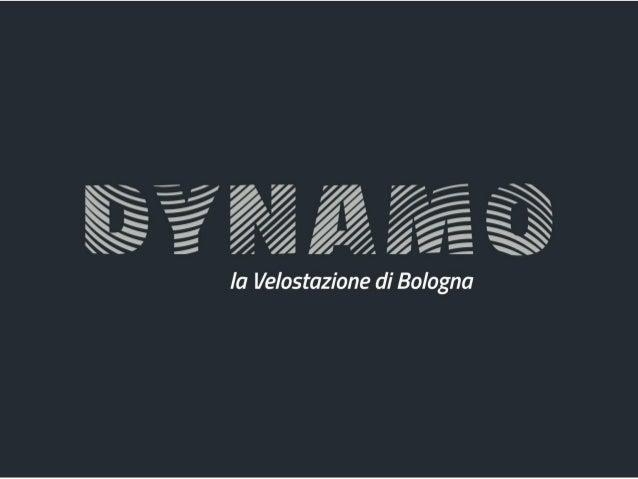 Cos'è Dynamo - la Velostazione di Bologna è il primo parcheggio custodito per biciclette dove puoi trovare anche un serviz...