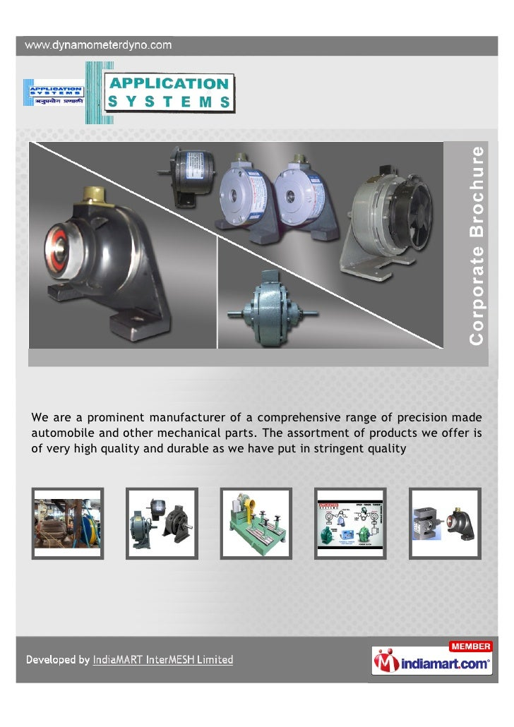 We are a prominent manufacturer of a comprehensive range of precision madeautomobile and other mechanical parts. The assor...