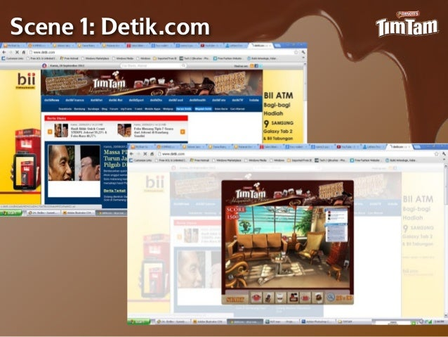 Scene 1: Detik.com