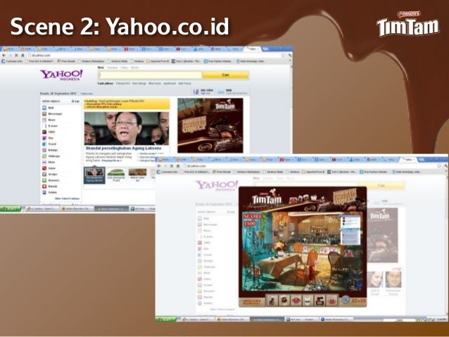 Scene 2: Yahoo.co.id