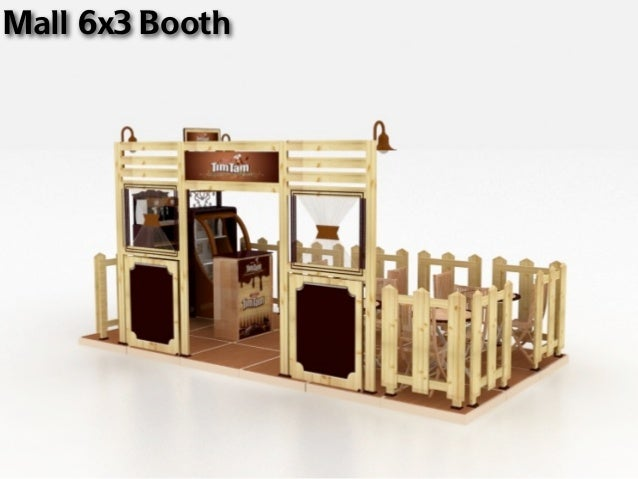 Mall 6x3 Booth