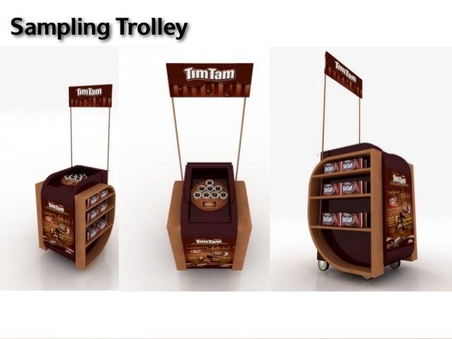 Sampling Trolley