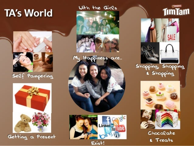 With the GirlsTA's World                    My Happiness are..                                         Shopping, Shopping ...