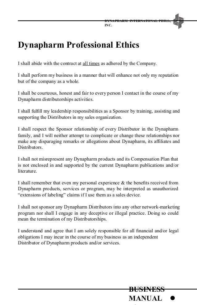 dynapharm business plan