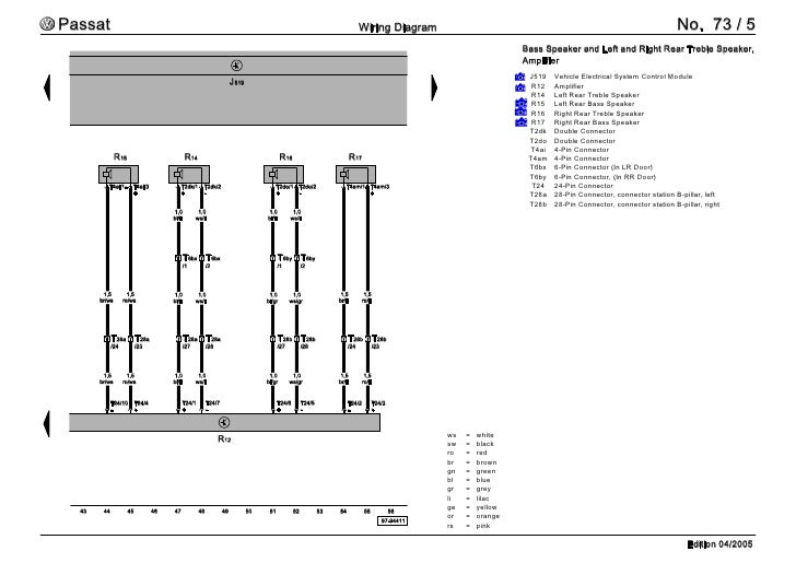 dynaudio passa 3c build rh slideshare net 2001 Volkswagen Passat Core Houses Diagram 2001 Passat Electrical Diagram