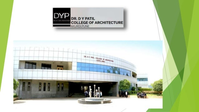 Top Architecture Colleges | Dyp Top Architecture Colleges In Pune
