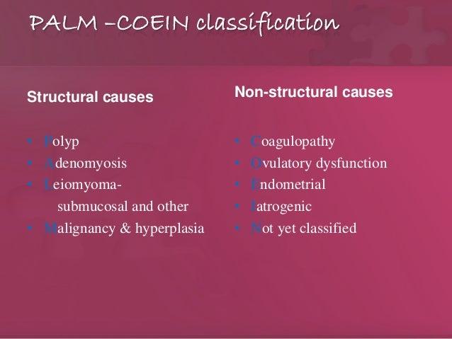 Dysfunctional uterine bleeding Slide 3