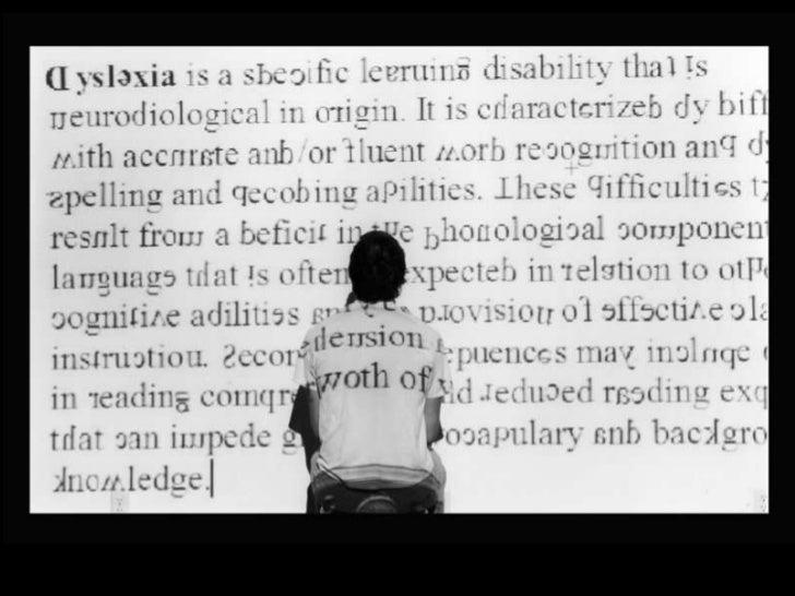 DyslexiaBy: Rebecca Lincecum