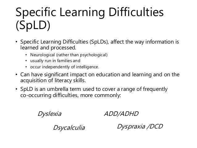 Dyslexia: What works? Slide 2