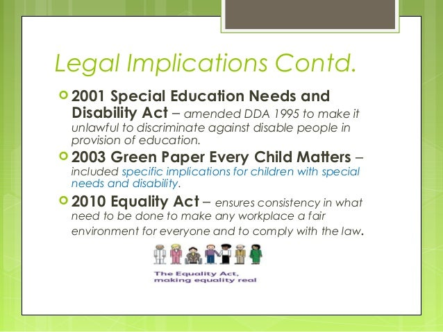 every child matters green paper