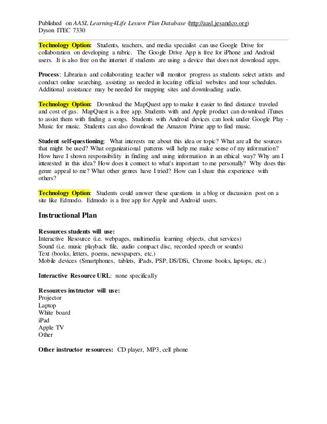 5 Step Lesson Plan Template Studycom Madeline Hunter Mastery