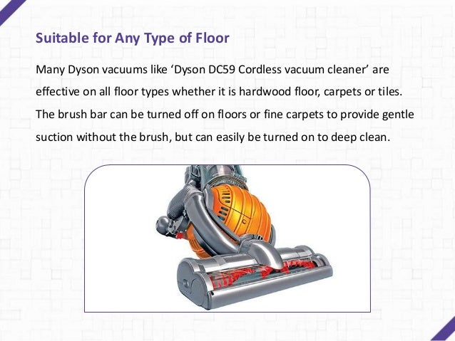 Bagless Vacuum Cleaner Canister vacuum cleaners like Dyson DC39 multi floor don't require you to buy any bags. The bin on ...