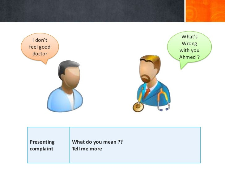 Whats  I don't                                    Wrongfeel good                                   with you  doctor       ...