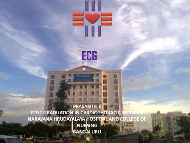 PRASANTH.K POST GRADUATION IN CARDIOTHORACIC NURSING, NARAYANA HRUDAYALAYA HOSPITAL AND COLLEGE OF NURSING BANGALURU 12/6/...